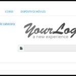 Poner logo transparente en Prestashop 1.6