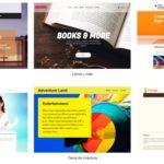 Creador visual de páginas web
